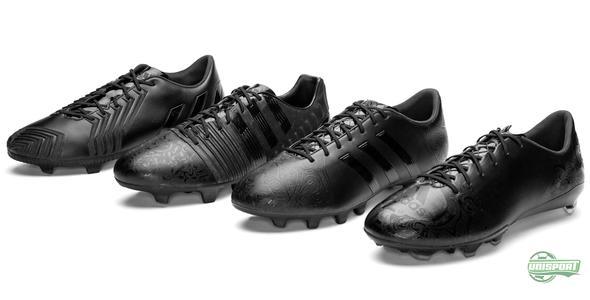 adidas Black Pack hämtar inspiration från medeltiden