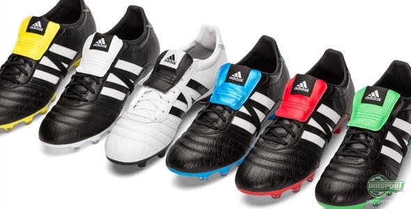 adidas mix classic values and modern technology in the new Gloro