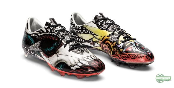 F50 adizero Tattoo Pack: The fight between hate and love