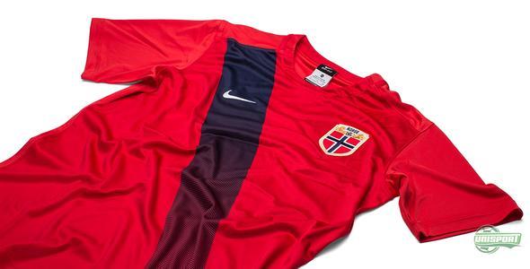 Nike lanserar Norges nya landslagströja