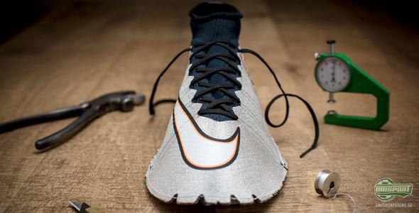 CR7:s handtillverkade Nike Mercurial Superfly Silverware