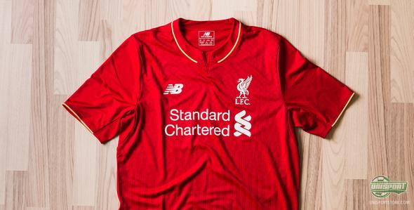Liverpool will never walk alone with New Balance