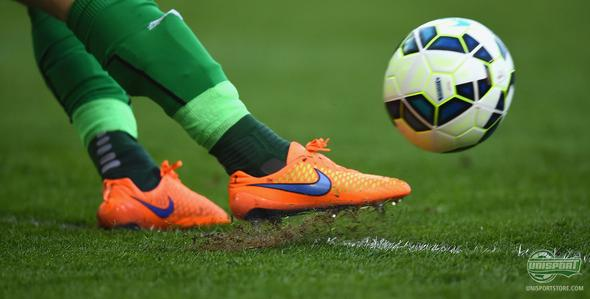 Weekend boot spots: When football boots and kits match