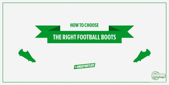 Guide: How to choose the right football boots!