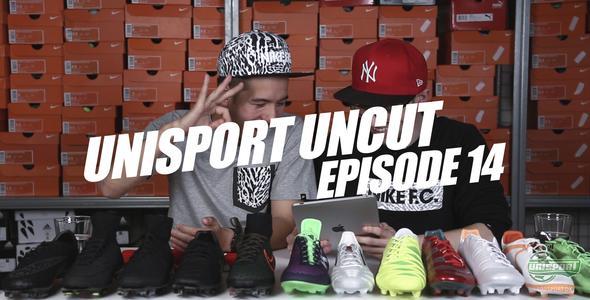 Unisport WebTV: Nike Academy Black Pack, Primeknit og mere...
