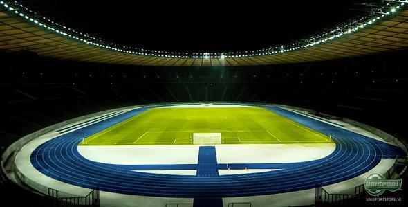 adidas Gamedayplus: Beckham och Casillas
