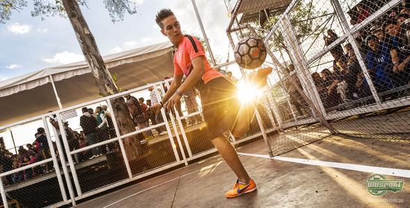Nike FootballX x Unisport World Tour i Mexico City