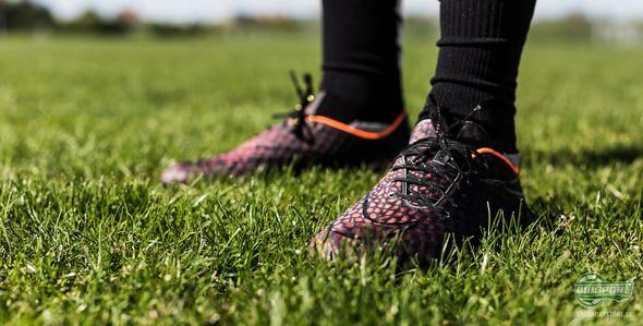 Visa att du ger allt med Nike Hypervenom Transform