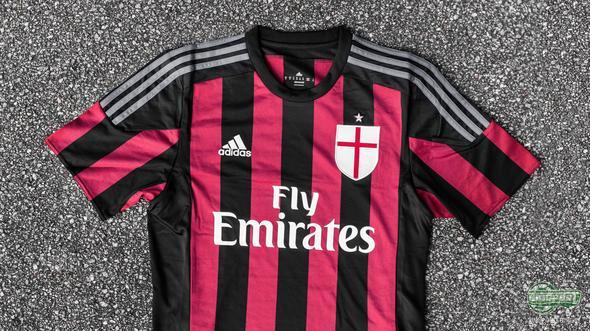 AC Milans nya tröja följer traditionerna