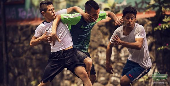 Nike Inside small-sided: Mexico City