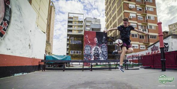 Unisport World Tour: Back to Lionel Messi's roots