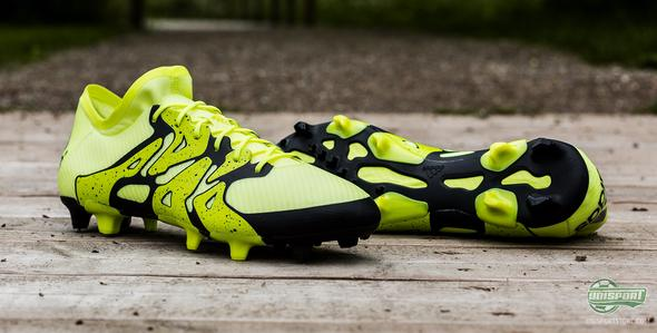 We give you the lowdown on the adidas X15.1