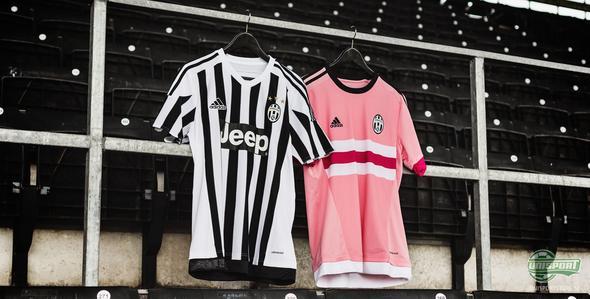 Juventus och adidas inleder samarbete