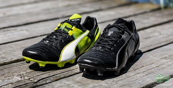 The king is back - PUMA King II SL