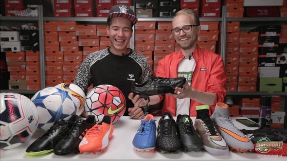 Unisport Uncut Episode 15: Nyheter från adidas, PUMA, New Balance och Nike.