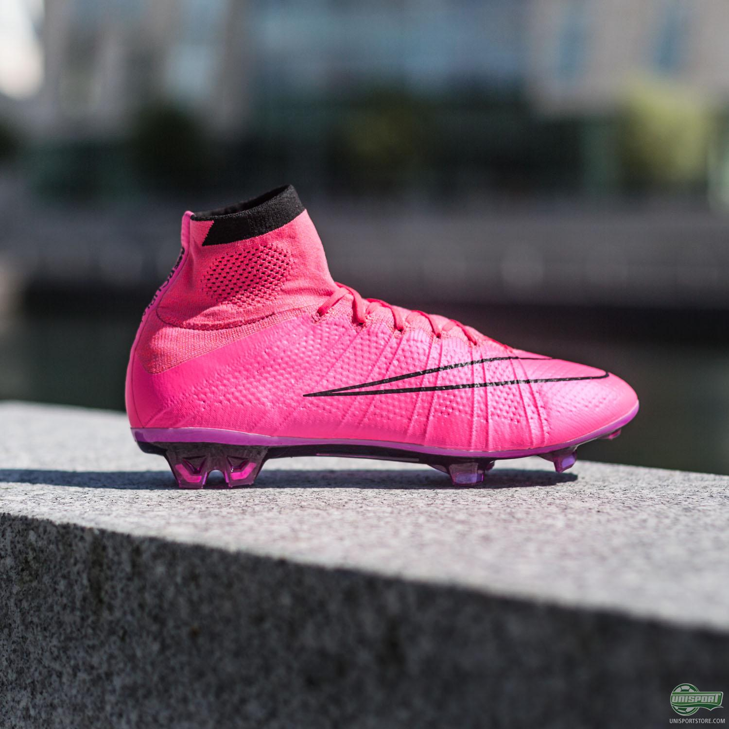 The Ultimate Nike Mercurial Colourway Hyper Pink From The