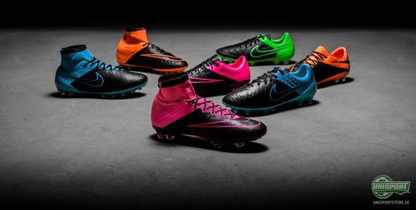 Nike Tech Craft Pack - läder är här för att stanna