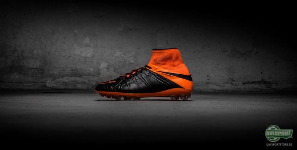 Nike Hypervenom Tech Craft - naturligt förförande i läder