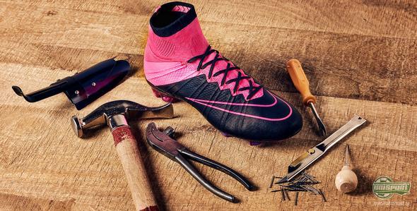 Nike Tech Craft Pack - bakom kulisserna på Montebelluna