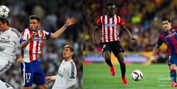 Topp 5 - La Ligas största talanger