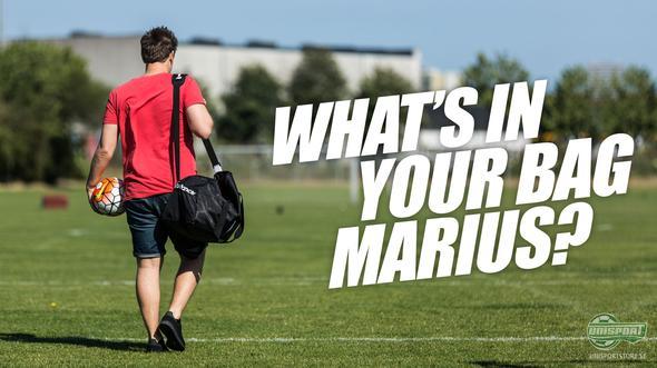 Vilken fotbollsutrustning använder vi på Unisport?