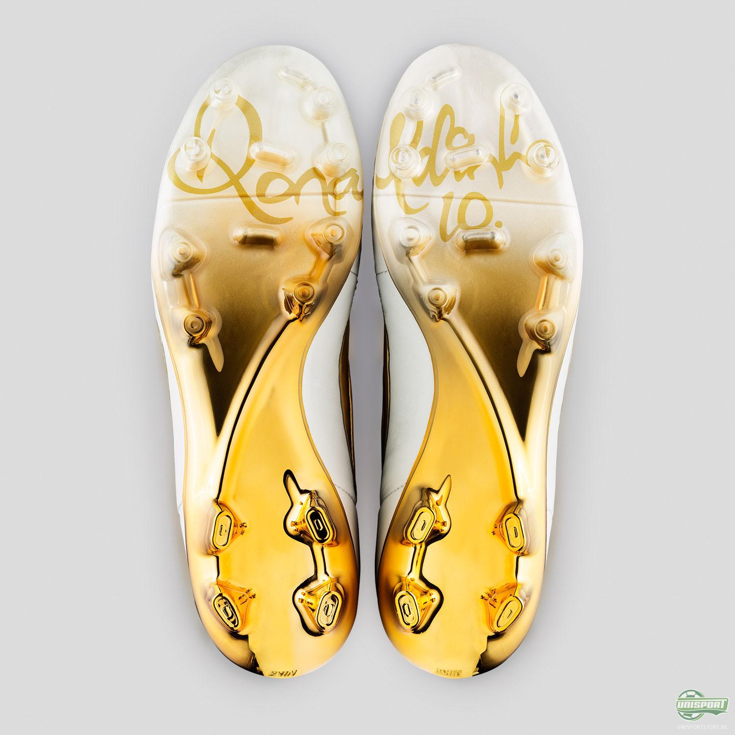 Onthult Of Ronaldinho Nike Signature Schoen Touch Voor A Gold' wx4qInA