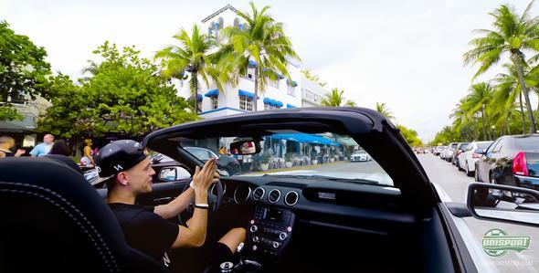 Unisport WebTV: The World Tour hits Miami!