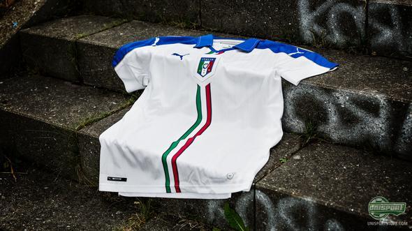 Classy new Italy away-shirt ready for Euro 2016