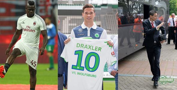 The summers biggest transfers - Part 2.