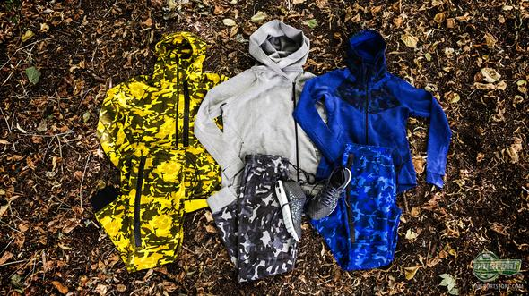 Get ready for autumn with Nike Tech Pack sportswear for women and men