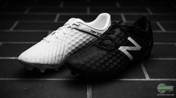 Join the #NBBlackoutsquad with the New Balance Visaro and Furon boots