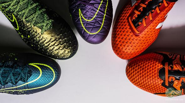 The war of knitted boots - Adidas Primeknit vs. Nike Flyknit