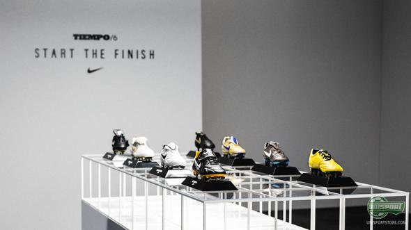 A trip down memory lane - History of the Nike Tiempo collection