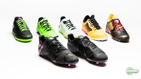adidas unveil the new Ace16+ TKRZ concept
