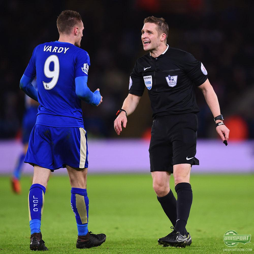 The first boot spots of 2016 Is Jamie Vardy having a party with