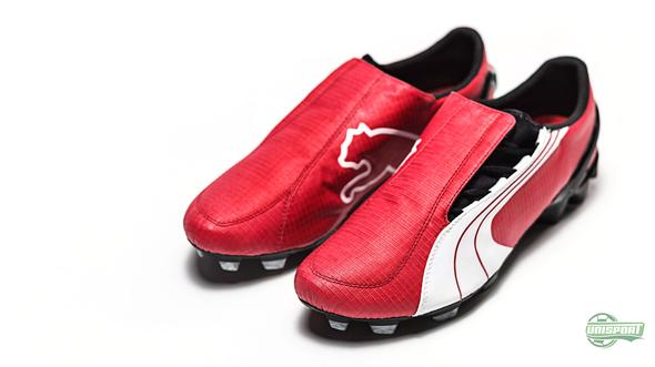 The Football Classics Initiative: PUMA re-release the v106