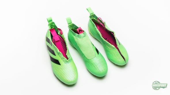 Looking inside the adidas ACE16+ PureControl - how does it give lockdown?