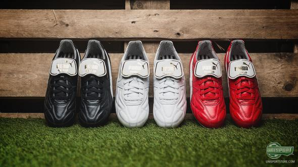 PUMA celebrate the EURO 2016 hosts with a very French King