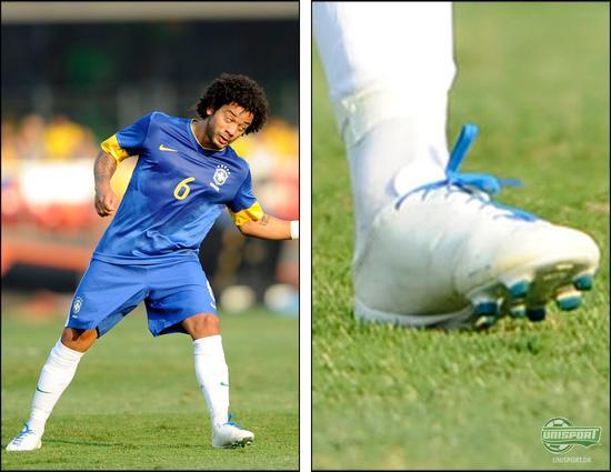 Marcelo, brasilien, adidas, adizero, f50