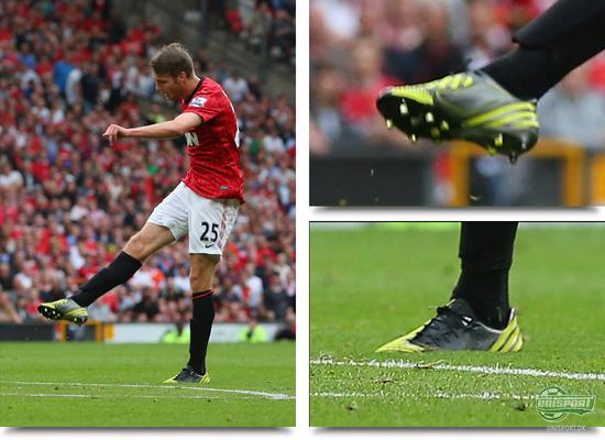 nick powell, manchester united, united, adidas, predator, lz