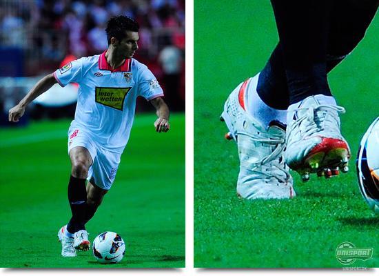 unisport, bootspot, boot spots, støvlespots, emir spahic, sevilla, adidas adipure 11 pro