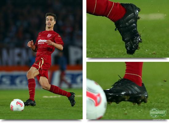unisport, bootspot, boot spots, støvlespots, adidas prototype, adidas upcoming, jonathan kotzke, regensburg, testing, boot testing