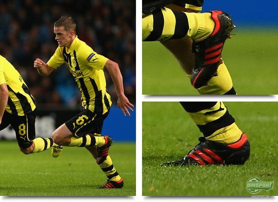 unisport, støvlespot, støvlespots, boot spot, bootspots, bootspot, adidas adipure 11pro, adidas, puma, sven bender, bender, dortmund