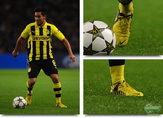 unisport, støvlespot, støvlespots, boot spot, bootspots, bootspot, nike ctr360 maestri iii, gundogan, dortmund