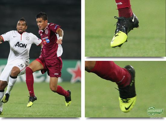 unisport, støvlespot, støvlespots, boot spot, bootspots, bootspot, nike green speed, nike gs, rafael bastos, cluj