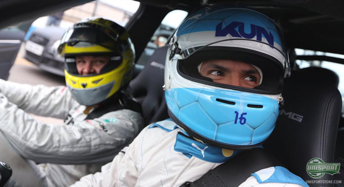 Puma Race Off Sergio Ag 252 Ero Challenges Nico Rosberg