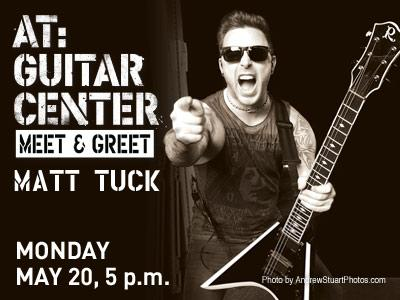 Matt Tuck Meet &amp; Greet