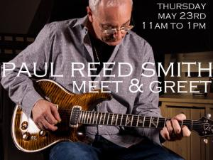Pual Reed Smith Meet & Greet
