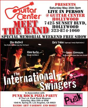 Memorial Day Weekend In Store With The International Swingers!