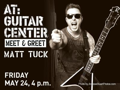 Matt Tuck Meet & Greet